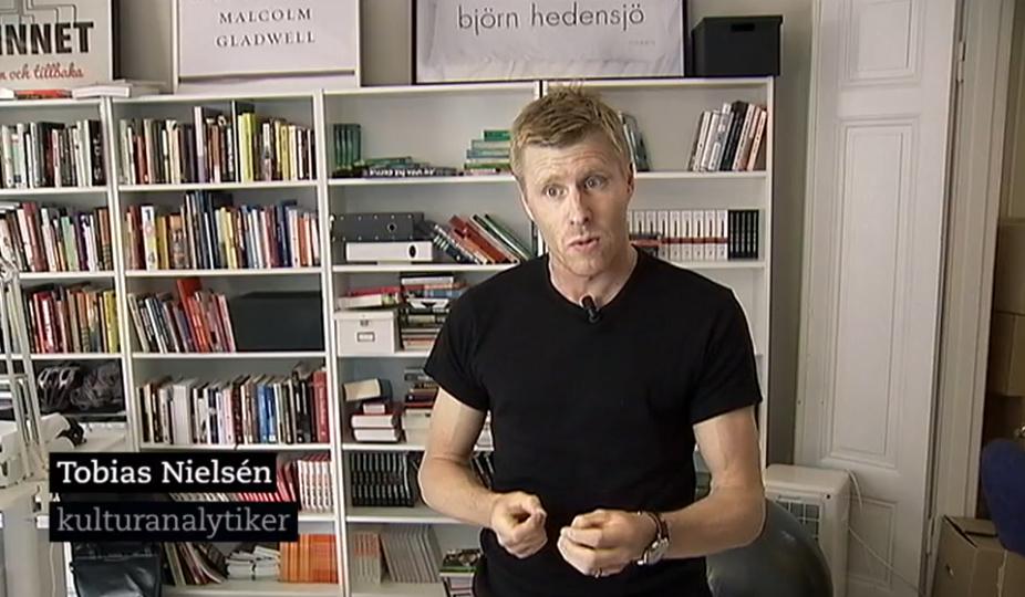 Tobias Nielsén Volante SVT Kulturnyheterna 19 sep 2014_.png