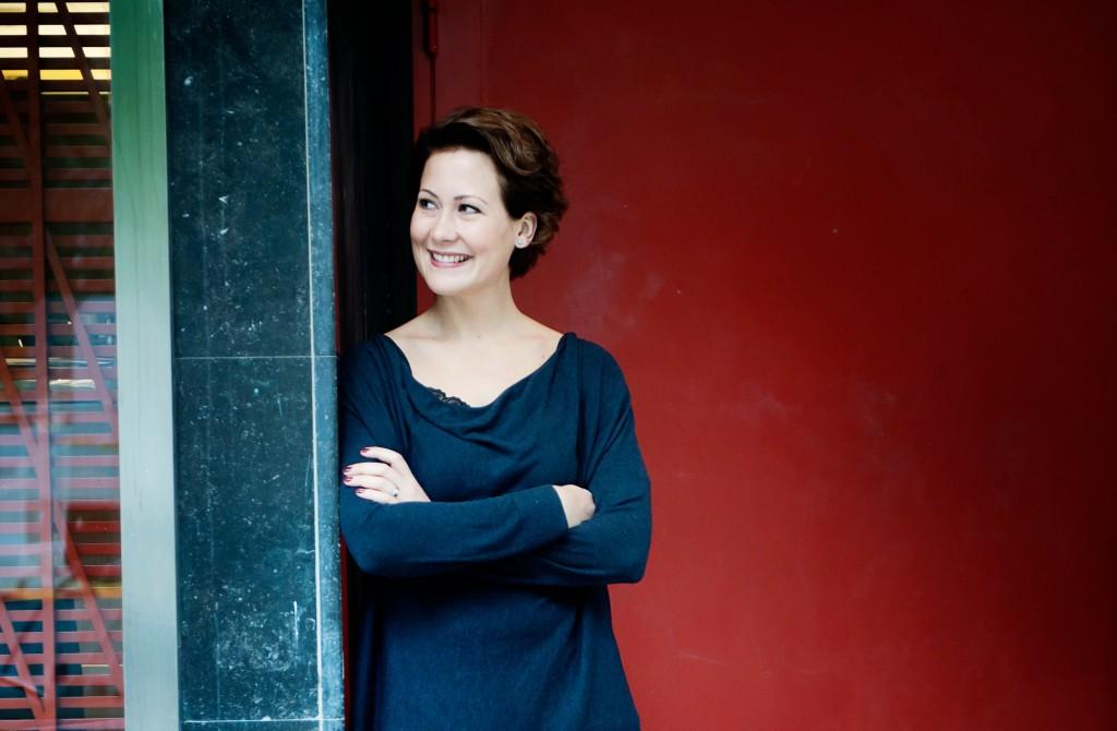2010 STOCKHOLM Elisabet Widlund, vd Musiksverige Foto: Annika af Klercker